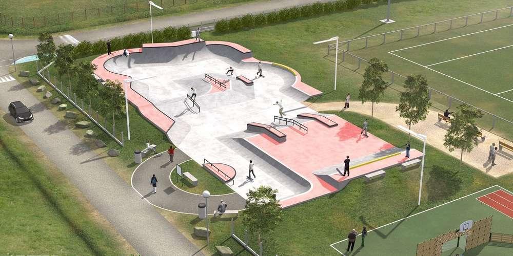 le-futur-skatepark-se-situera-derriere-le-terrain-de-foot